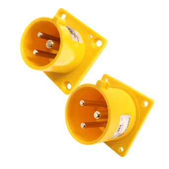 110v Appliance Inlets