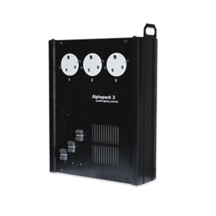 Zero 88 Alpha Pack 3 Dimmers