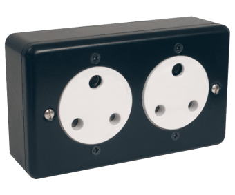 15amp socket box