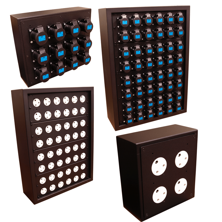 MTX Socket Boxes